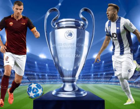Рома - Порто bet365
